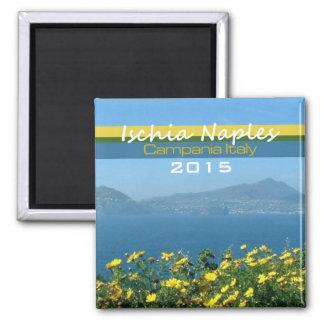 Ischia Naples Campania Italy Magnet Change Year