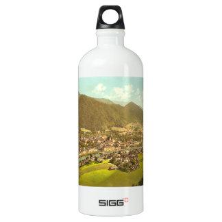 Ischl, Upper Austria Aluminum Water Bottle
