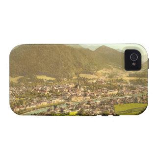 Ischl Upper Austria Vibe iPhone 4 Cover