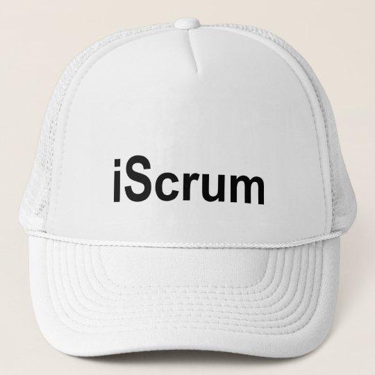 iScrum Rugby Scrum Tshirt Trucker Hat