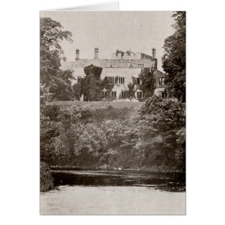 Isel Hall, Cockermouth Card