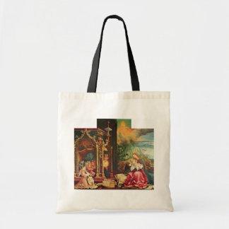 Isenheim Altarpiece Formerly The Main Altarpiece O Bag