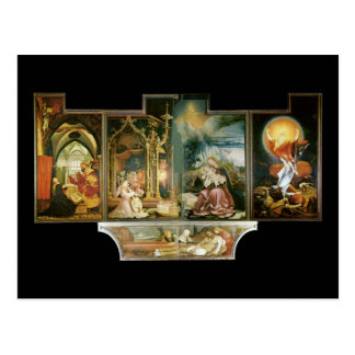 Isenheimer Altar, Mathis Gothart Grünewald Postcard