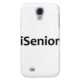 iSenior - I am a Senior Samsung Galaxy S4 Case