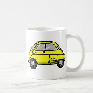 isetta ab plus yellow coffee mug