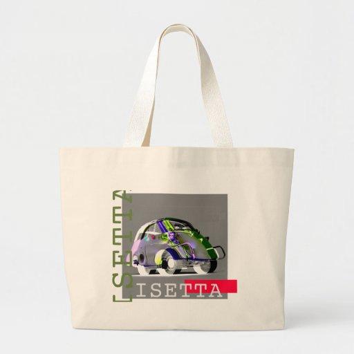 isetta large tote bag