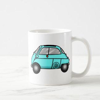 isetta light blue coffee mug