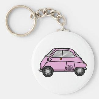 isetta pink keychain