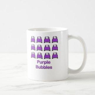 isetta purple coffee mug