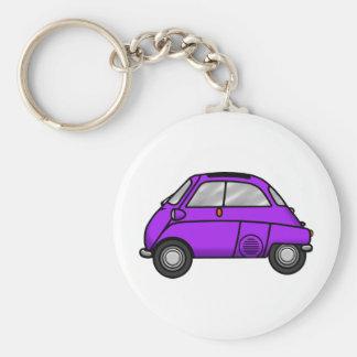 isetta purple keychain