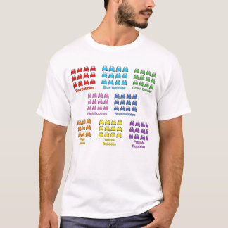 isetta rainbow T-Shirt