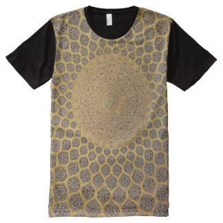 Isfahan Lotfollah Mosque Dome All-Over Print Shirt