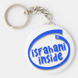 Isfahani Inside Keychain