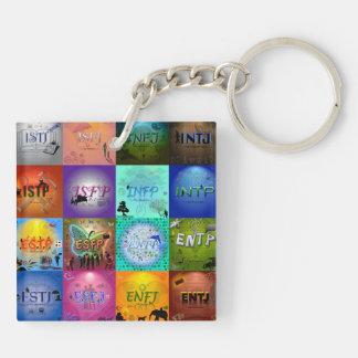 ISFJ Keychain