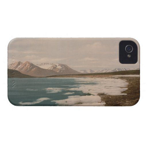 Isfjorden, Svalbard, Norway iPhone 4 Cover