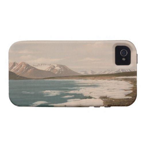Isfjorden, Svalbard, Norway iPhone 4/4S Case