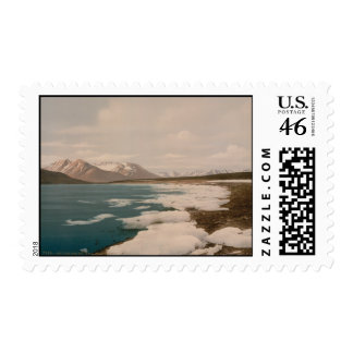 Isfjorden, Svalbard, Norway Postage Stamps