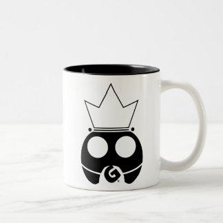 ISG: Drink Game Repeat Two-Tone Coffee Mug
