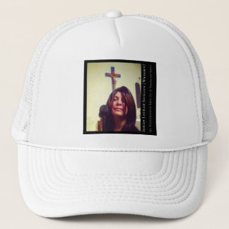 Ishah Laurah Guillen Wright I Think of You Hat