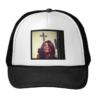 Ishah Laurah Guillen Wright - I Think of You Trucker Hat