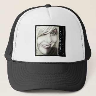 Ishah Laurah Wright - Oh, Lord, You're Beautiful Trucker Hat