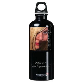 Ishah Precious Is My Jesus Scripture Bottle SIGG Traveler 0.6L Water Bottle