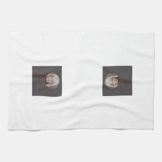 Ishah Spirit of the Living God Kitchen Towel