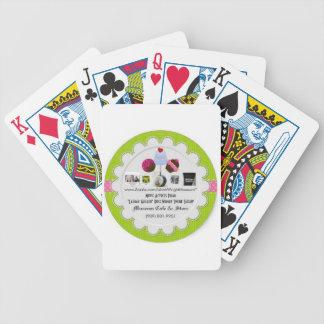 Ishah Wright Museum Logo Bicycle Playing Cards