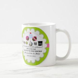 Ishah Wright Museum Logo Coffee Mug
