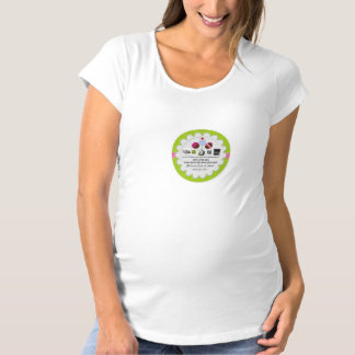 Ishah Wright Museum Logo Maternity T-Shirt