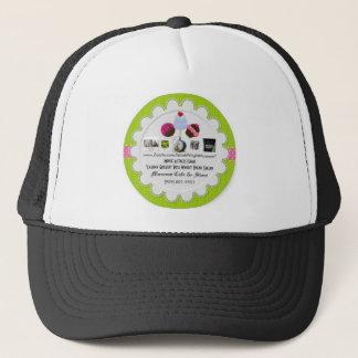 Ishah Wright Museum Logo Trucker Hat