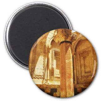 ISHAK PASHA PALACE IN EASTERN TURKEY 2 INCH ROUND MAGNET