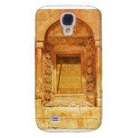 Ishak Pasha Palace window - photograph Samsung Galaxy S4 Cover
