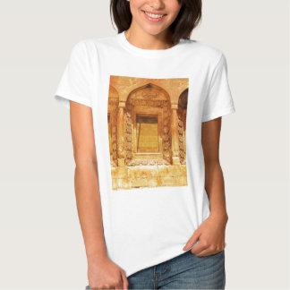 Ishak Pasha Palace window - photograph T Shirt