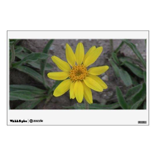 Ishawooa Wyoming Flora Wildflowers Flowers Botany Wall Decal