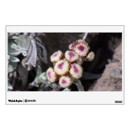Ishawooa Wyoming Flora Wildflowers Flowers Botany Wall Sticker