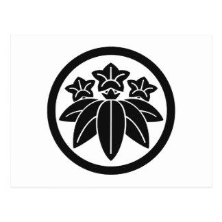 ISHIKAWA POSTCARD