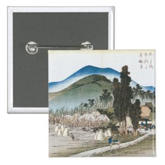 Ishiyakushi Pinback Button