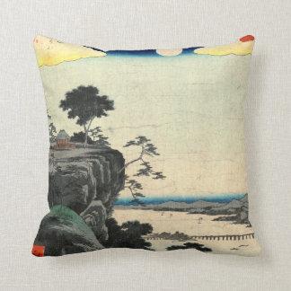 Ishiyama Autumn Moon 1857 Pillows