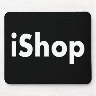 iShop Mouse Pad