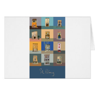 ISHOPS OF ST REMY DE PROVENCE CARD