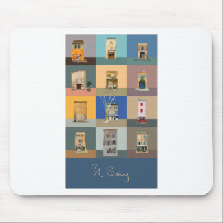 ISHOPS OF ST REMY DE PROVENCE MOUSE PAD