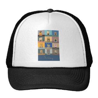 ISHOPS OF ST REMY DE PROVENCE TRUCKER HAT