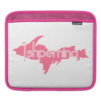 Ishpeming Michigan Upper Peninsula Sleeves For iPads