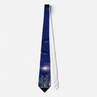 Ishtar Gate necktie