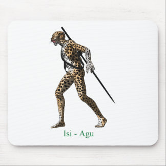Isi Agu (Mark of Uru) Mouse Pad