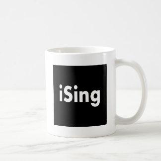iSing Coffee Mug