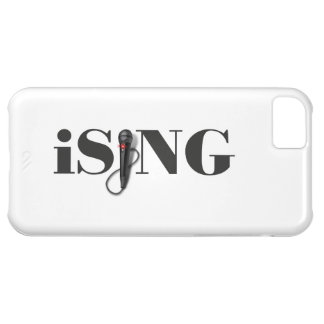 iSING Microphone Performer iPhone 5C Cases