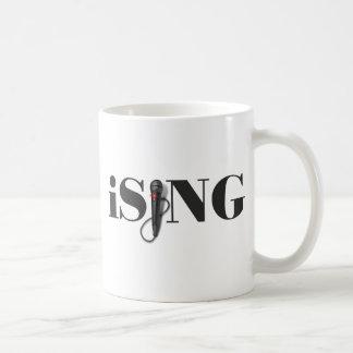 iSING Microphone Performer Coffee Mug