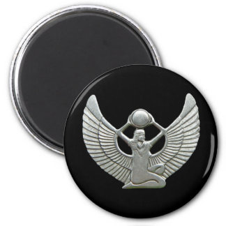 Isis Amulet Silver Magnet